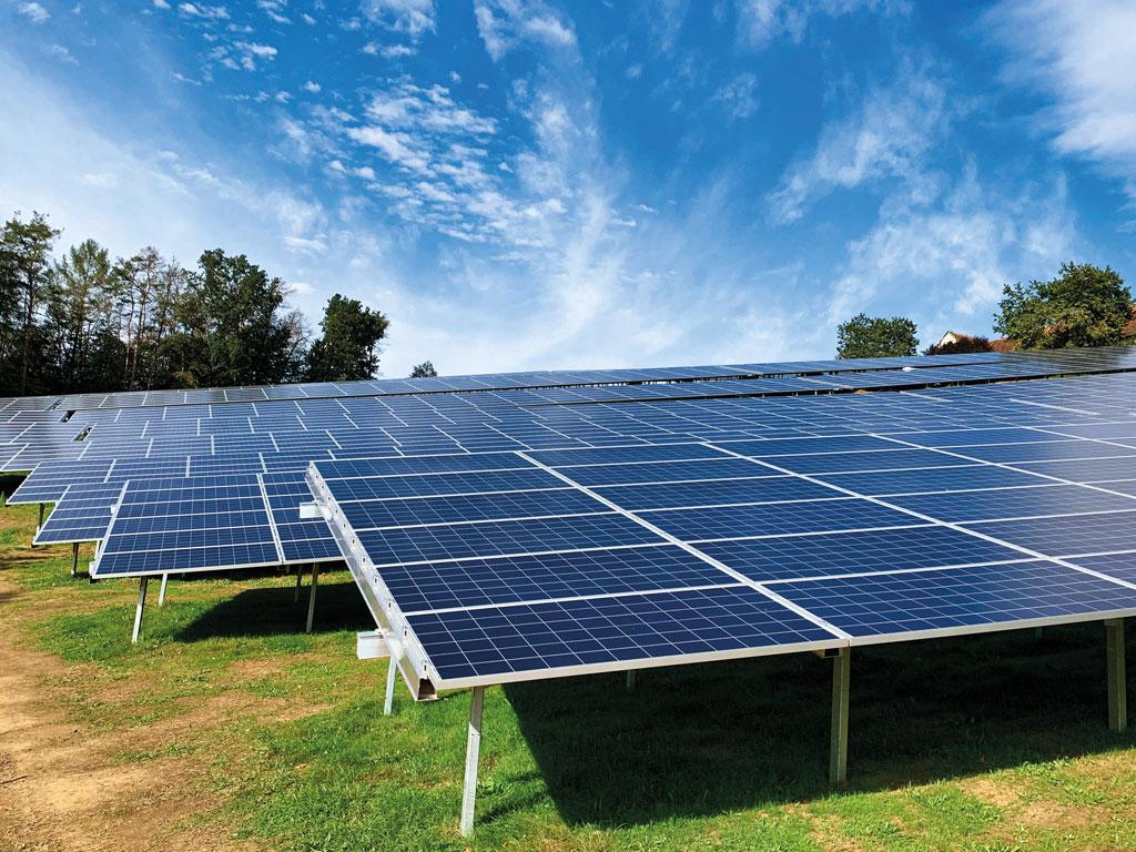 Photovoltaik Freifläche Österreich