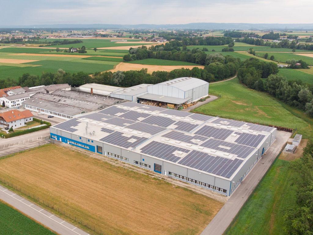 Photovoltaik Aufdach Oberösterreich