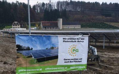 Photovoltaik im Jahr 2020