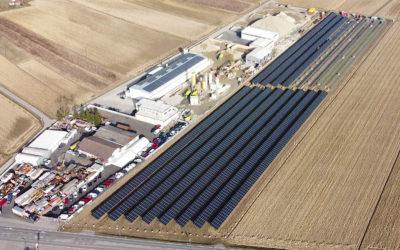 Photovoltaik-Großanlagen im neuen EAG